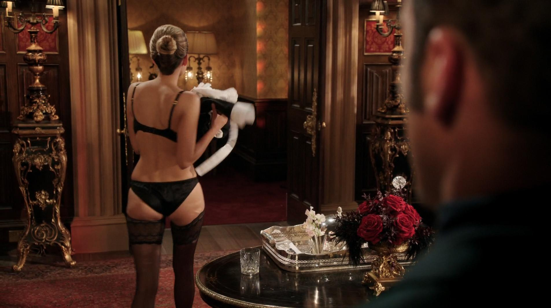 Keeley Hazell sexy - The Royals s02e04 (2015)