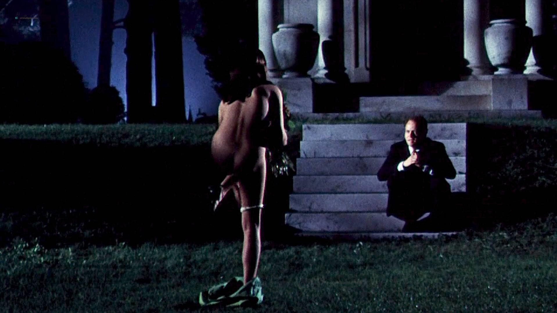 Cathryn Harrison Nude In Black Moon