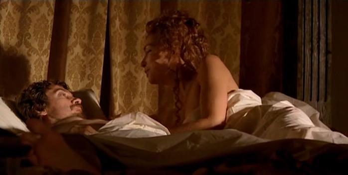 Claire Keim nude - Caravaggio (2007)