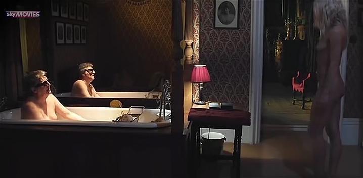 Daryl Hannah nude - Blind Revenge (2009)