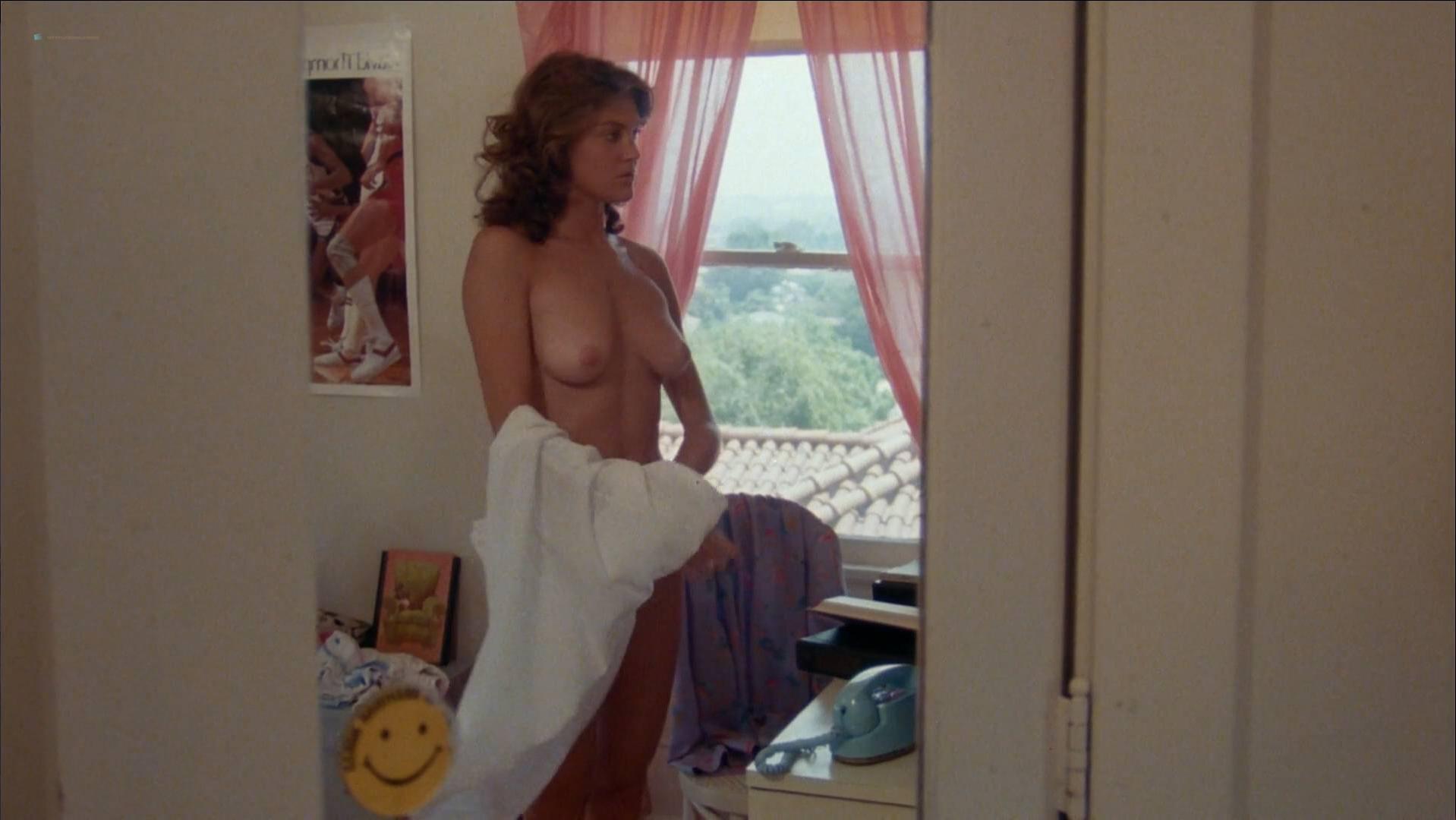 Debra Deliso nude, Brinke Stevens nude, Michelle Micha nude, Gina Smika nude - Slumber Party Massacre (1982)