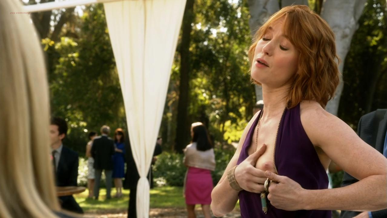 Alicia Witt nude - House Of Lies s04e05 (2015)