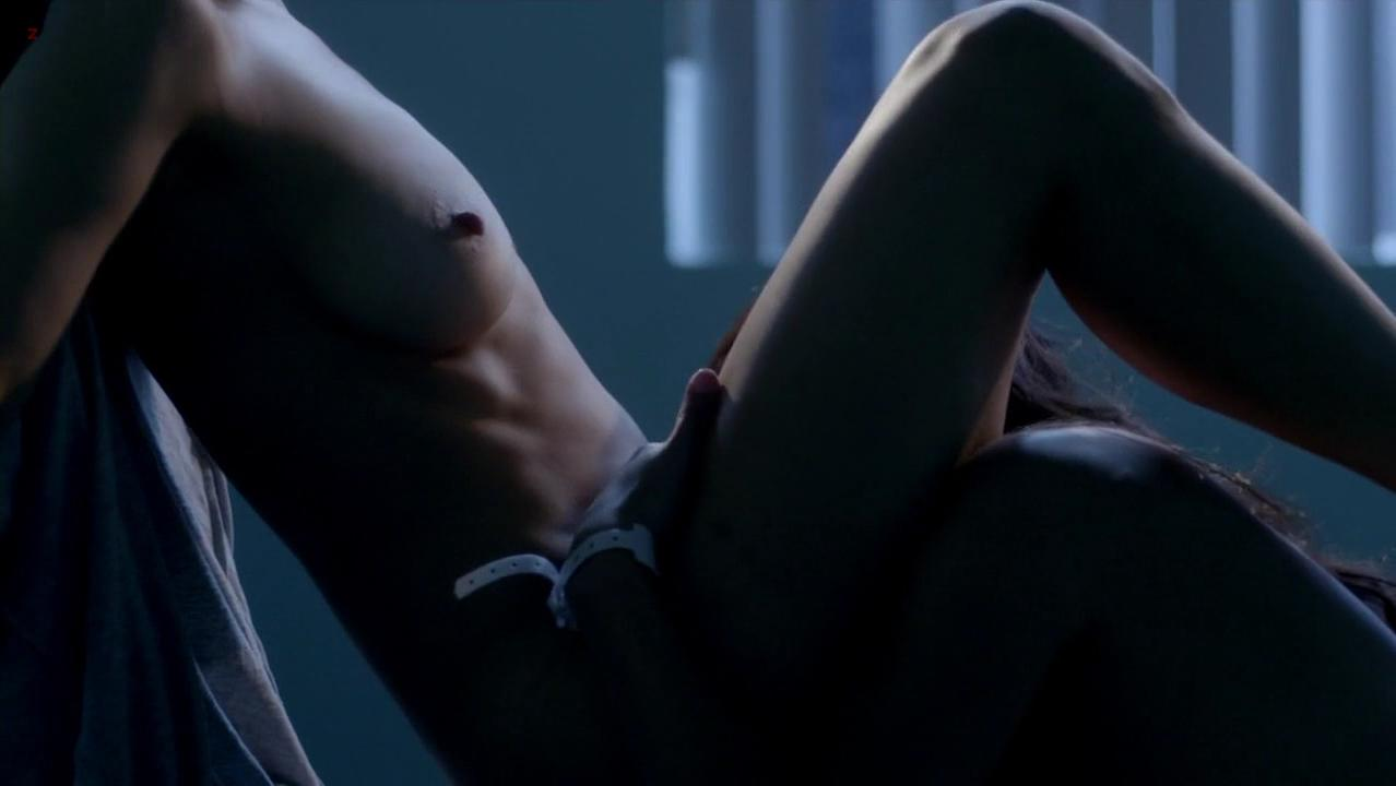 Janelle Giumarra nude, Simona Morales nude - Femme Fatales s02e09 (2012)