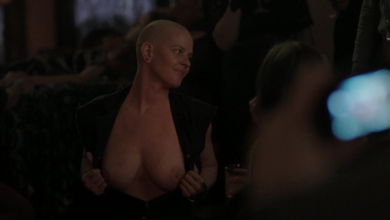 Jemima Kirke nude - Girls s04e03 (2015)