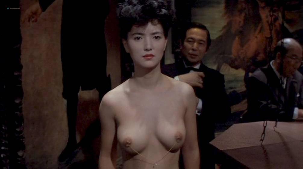 Jun Izumi nude - Woman with Pierced Nipples (1983)