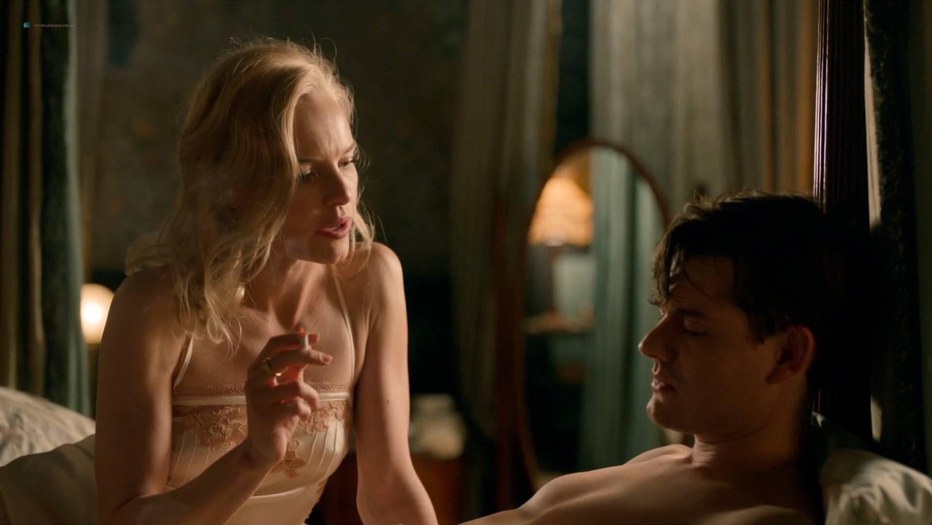Kate Bosworth sexy - SS-GB s01e03 (2017)