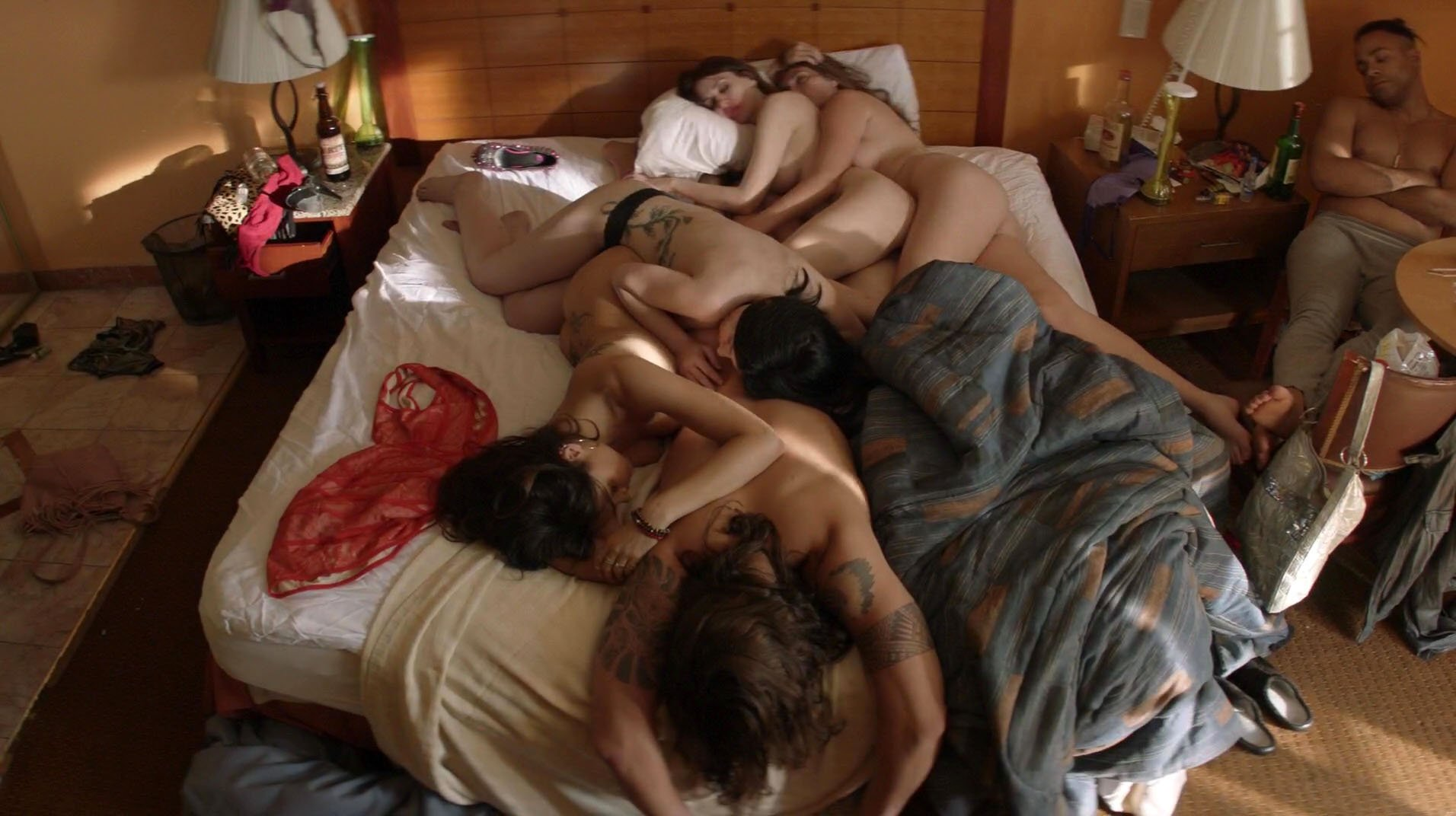 Paz de la huerta full frontal nudity sex scene - 2 9