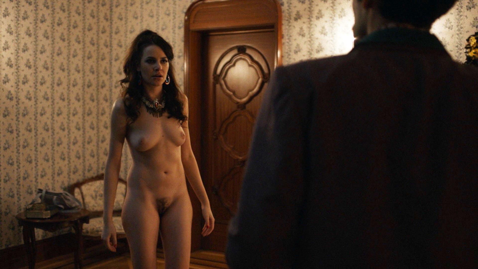 Bianca Pintea nude - Comrade Detective s01e04 (2017)