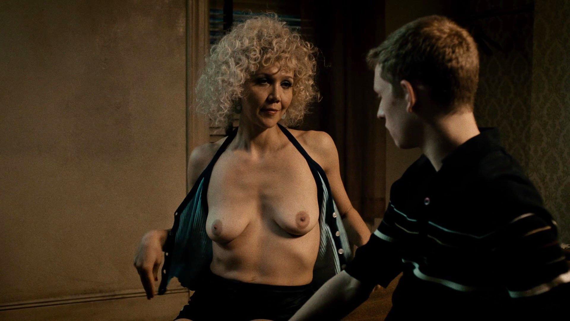 Nu Vidéo Célébrités Maggie Gyllenhaal Nude - The Deuce-5935