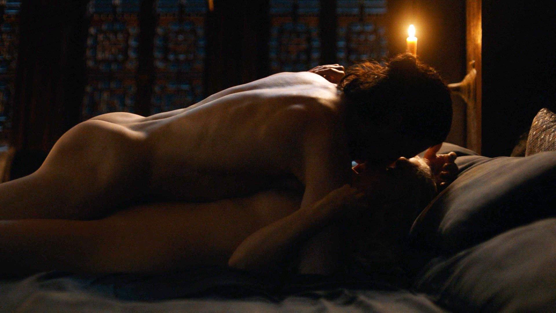 Emilia Clarke nude - Game of Thrones s07e07 (2017)