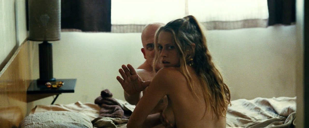 Nude Video Celebs  Teresa Palmer Sexy - Message From The King 2016