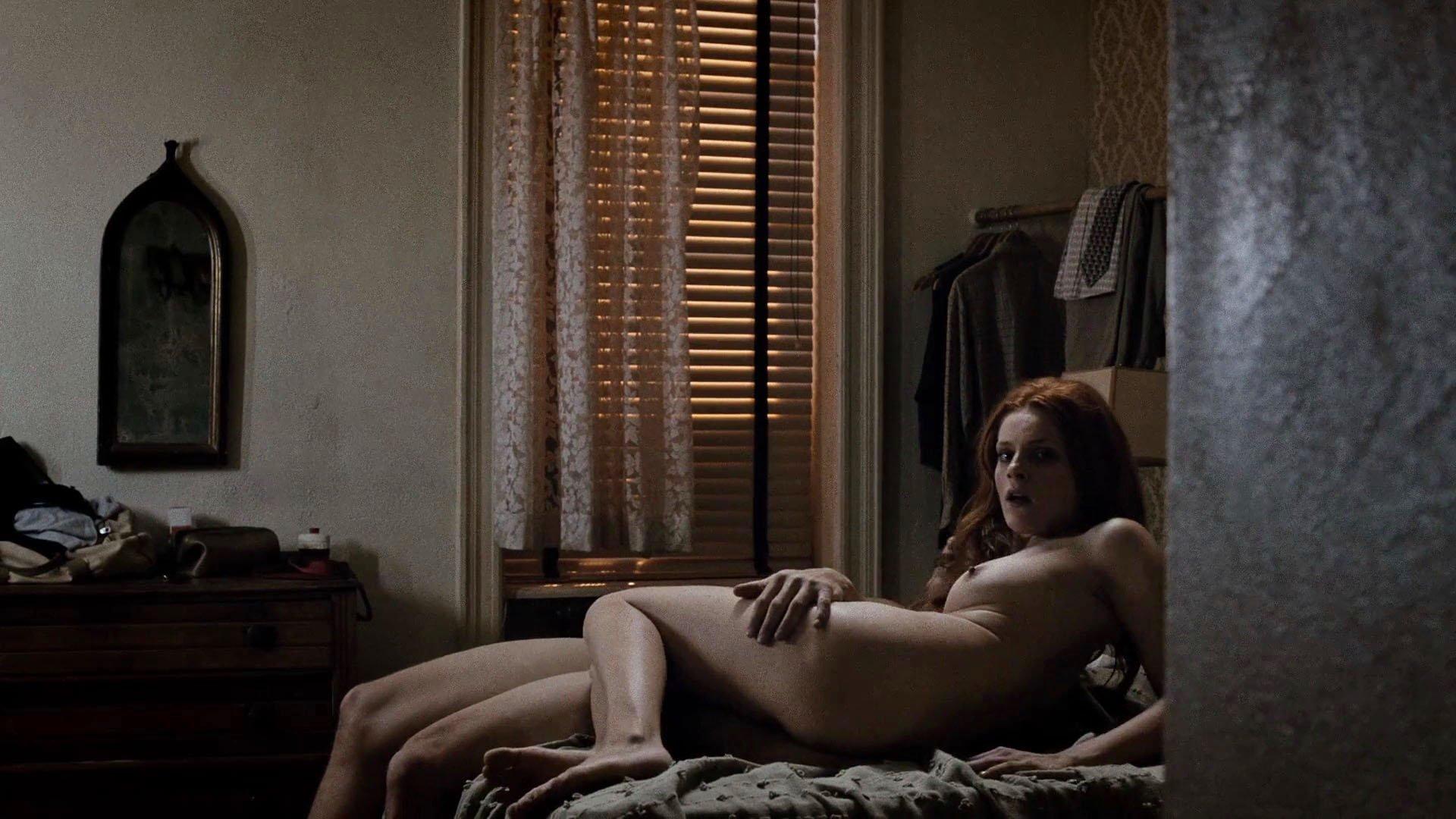 Amber Skye Noyes nude - The Deuce s01e01 (2017)