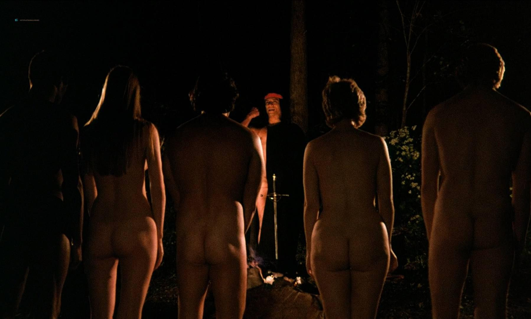 Lynn Lowry nude, Jadine Wong nude, Iris Brooks nude - I Drink Your Blood (1970)