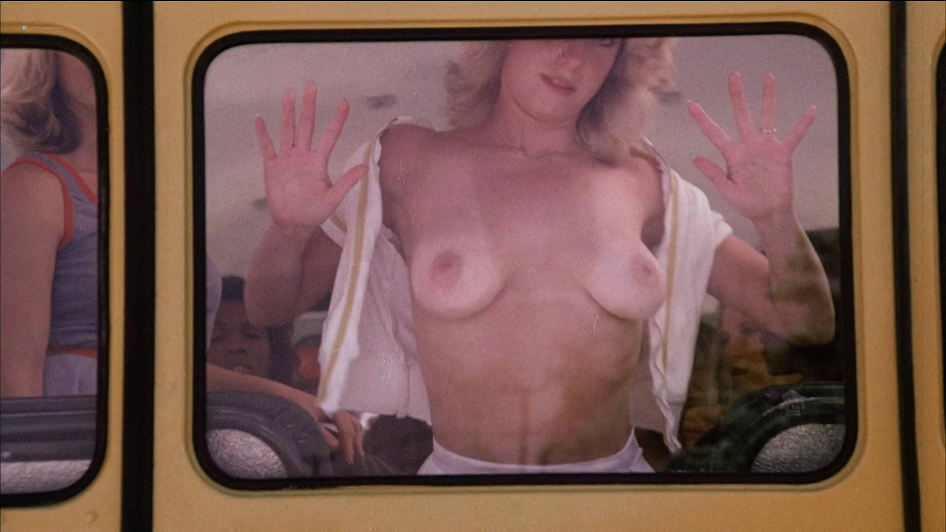 Marilyn Joi nude, Lenka Novak nude, Janie Squire nude, Elizabeth Halsey nude - Cheerleaders Wild Weekend (1979)