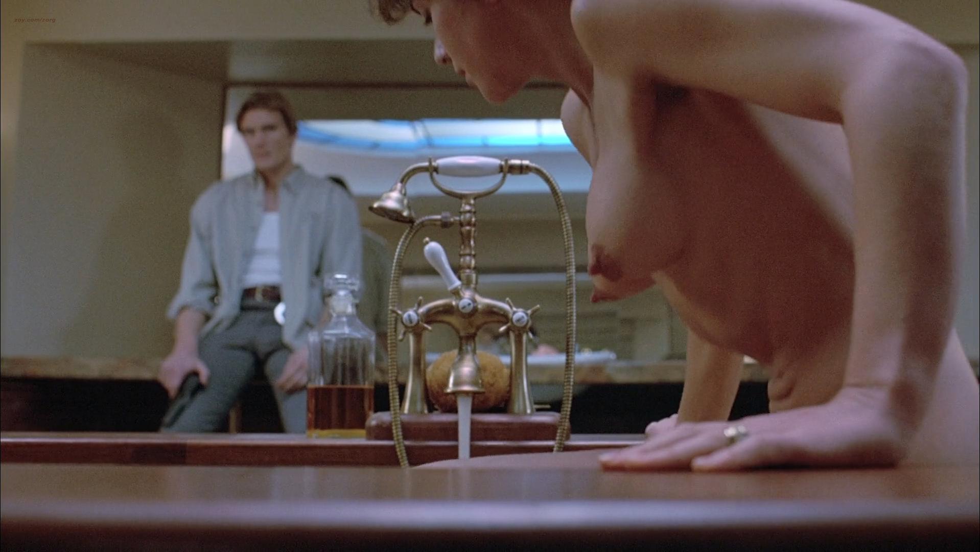 Maruschka Detmers nude - Hidden Assassin (1995)