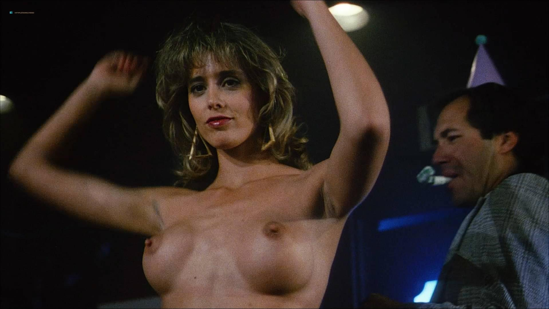 Michelle Johnson sexy, Brinke Stevens nude, Michelle Bauer nude, Laura Albert nude - The Jigsaw Murders (1989)