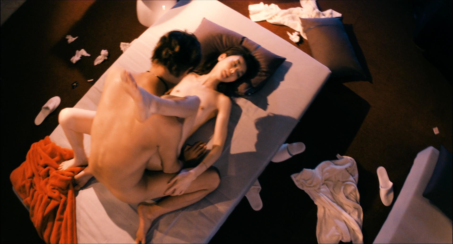 Mugi Kadowaki nude, Eriko Nakamura nude, Yoko Mitsuya nude, Yu Nobue nude - Love's Whirlpool (2014)