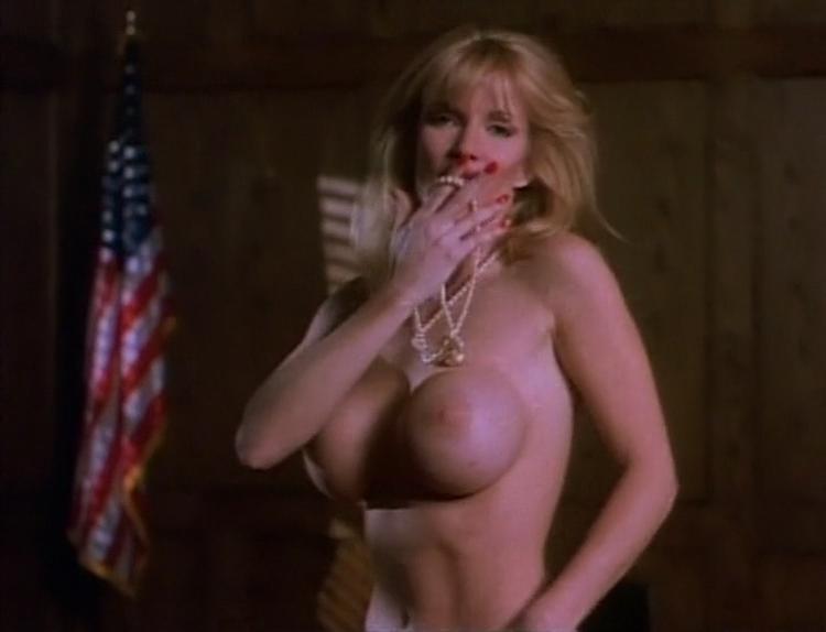 Actress landon hall nude
