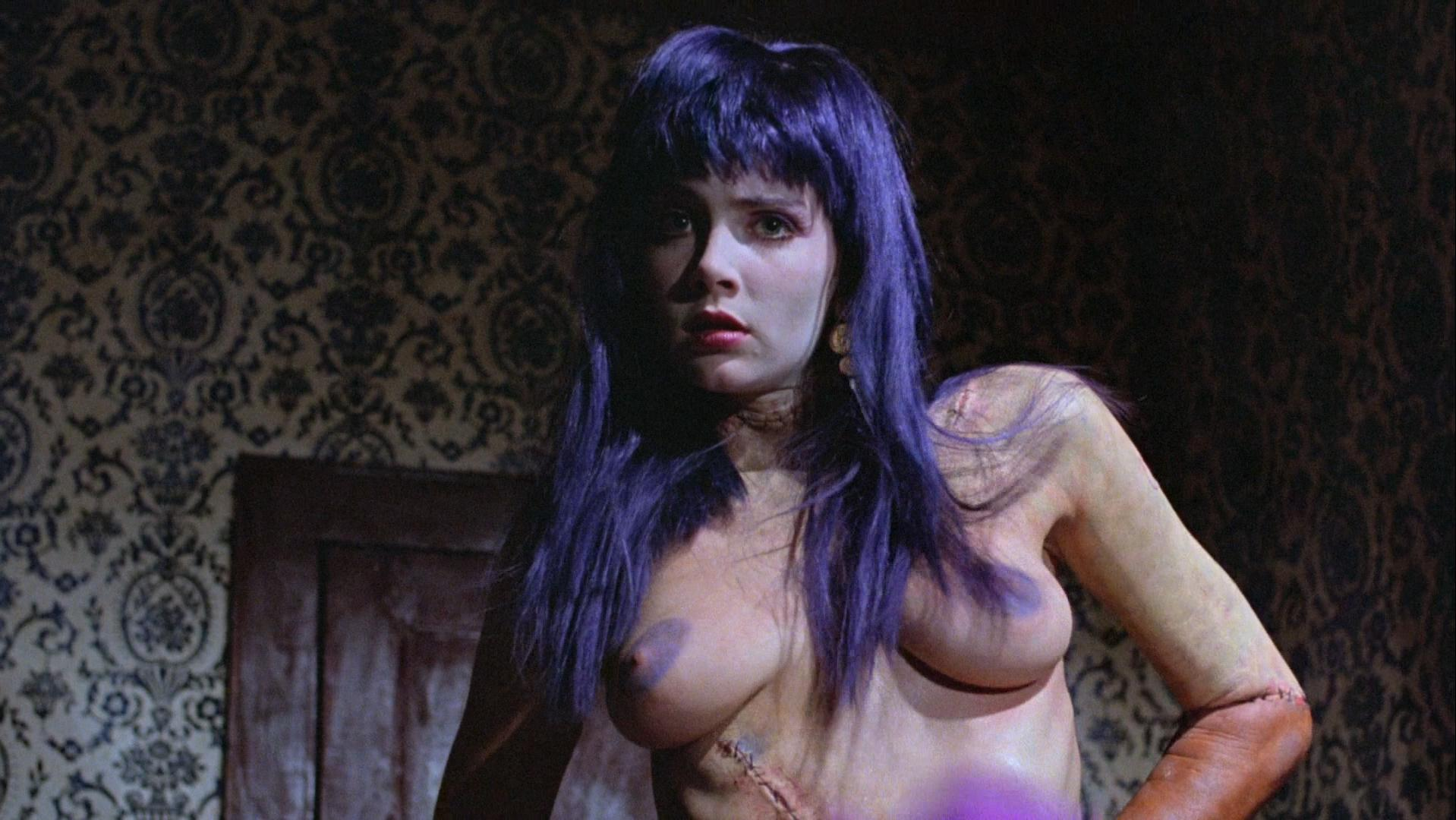 Patty Mullen nude, Heather Hunter nude - Frankenhooker (1990)