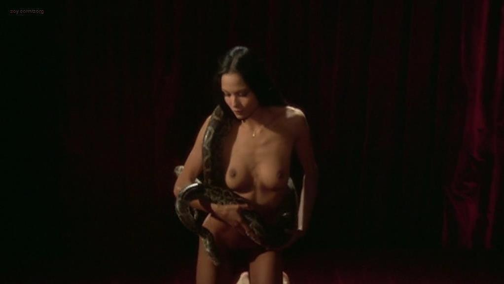 Laura Gemser nude, Michele Starck nude - Black Cobra (1976)