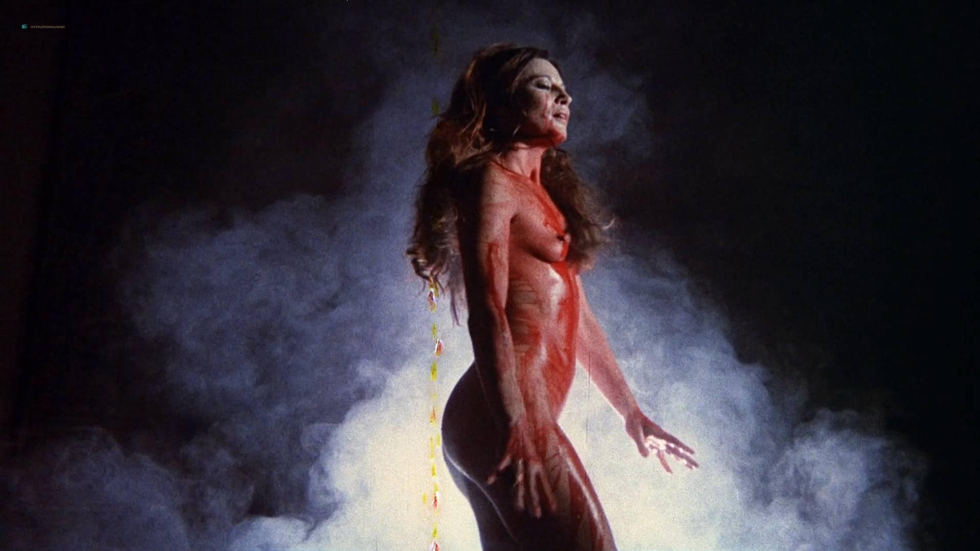 Rosalba Neri nude, Esmeralda Barros nude - The Devil's Wedding Night (1973)