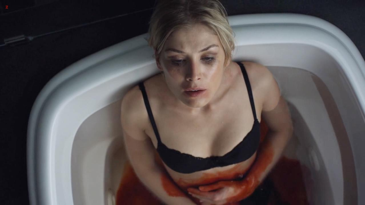 Rosamund Pike sexy, Emily Meade nude - Burning Palms (2010)