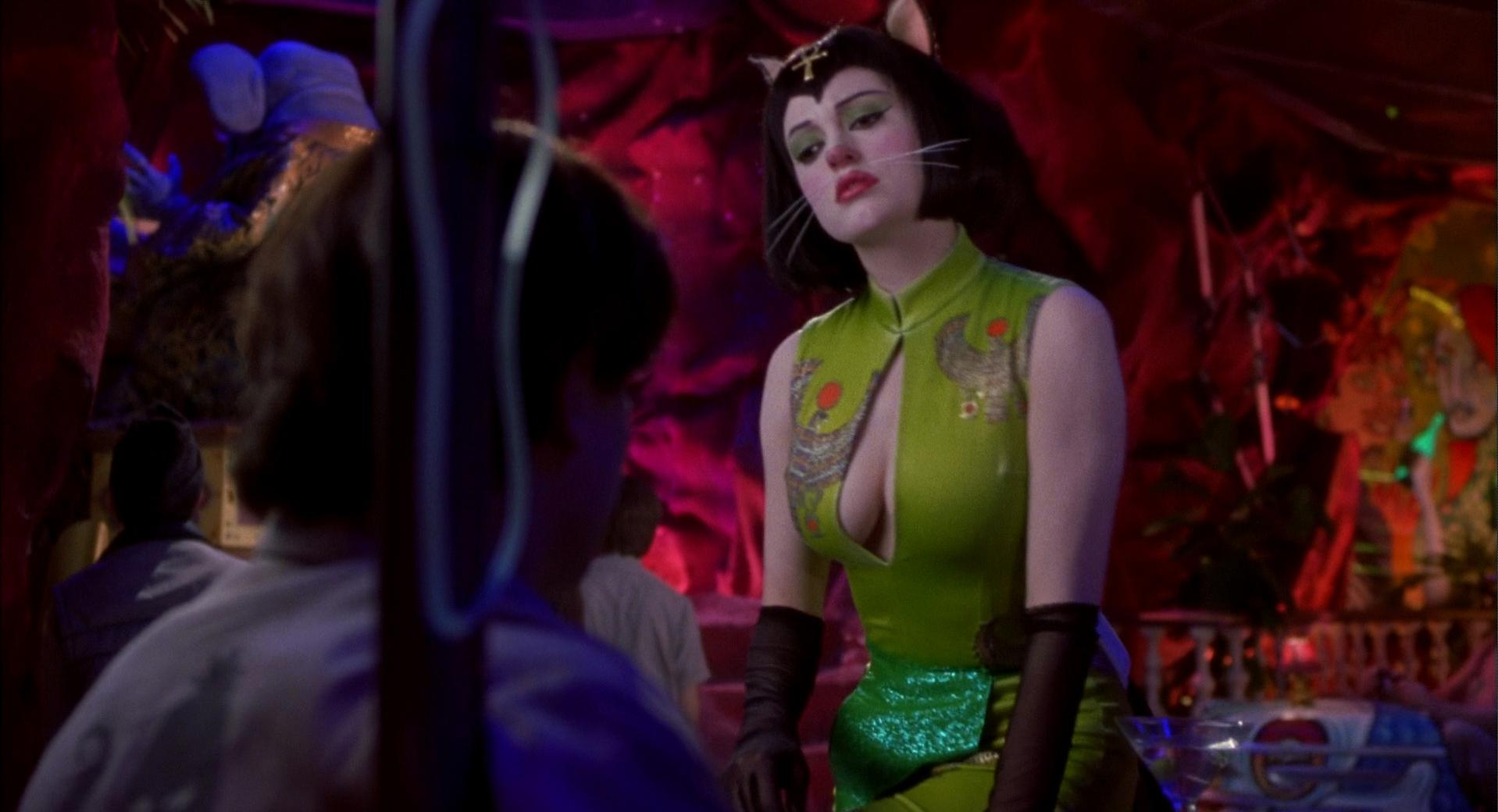 Rose McGowan sexy - Monkeybone (2001)