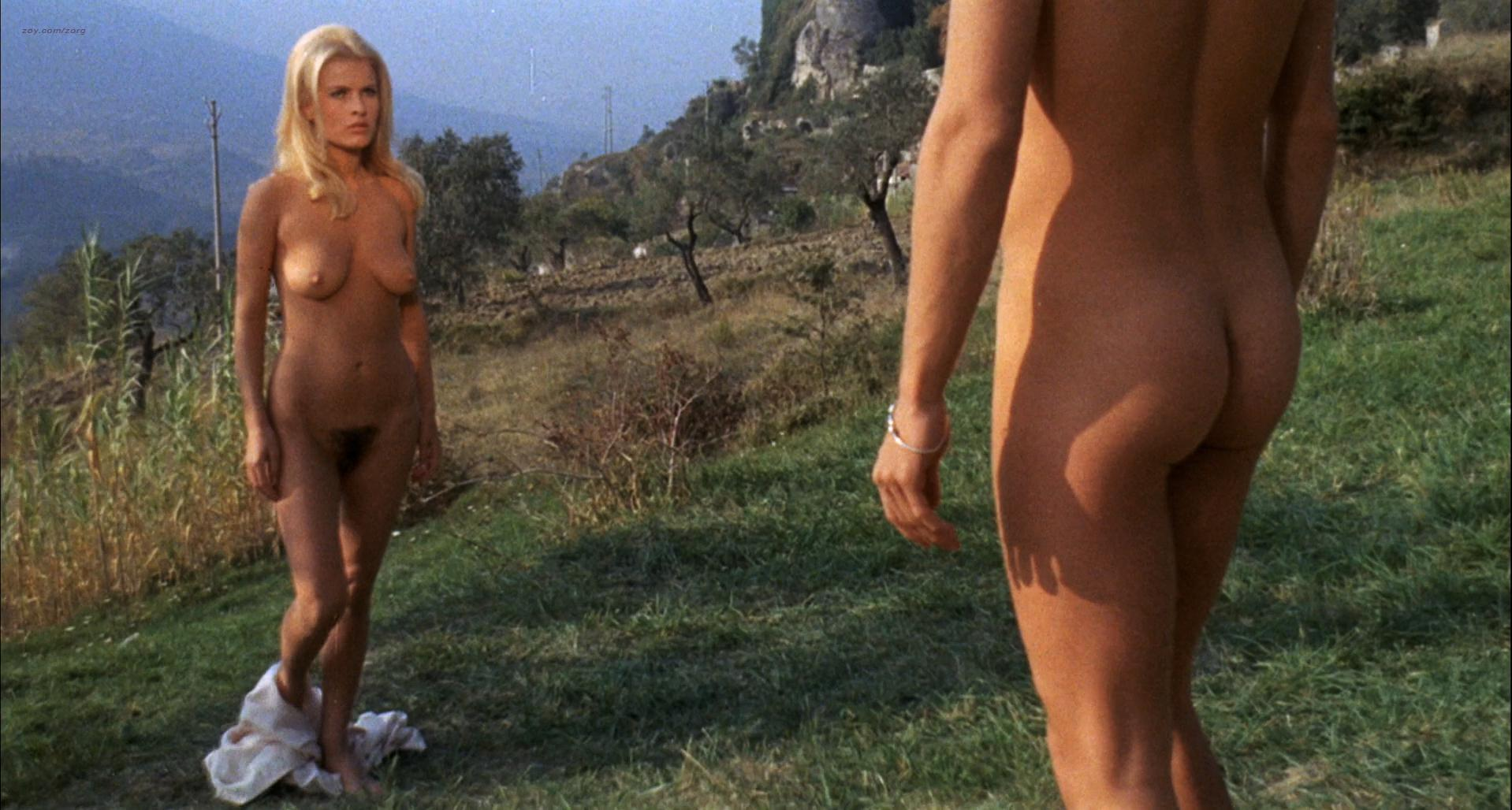 Silvana Venturelli nude, Erika Remberg nude - The Lickerish Quartet (1970)