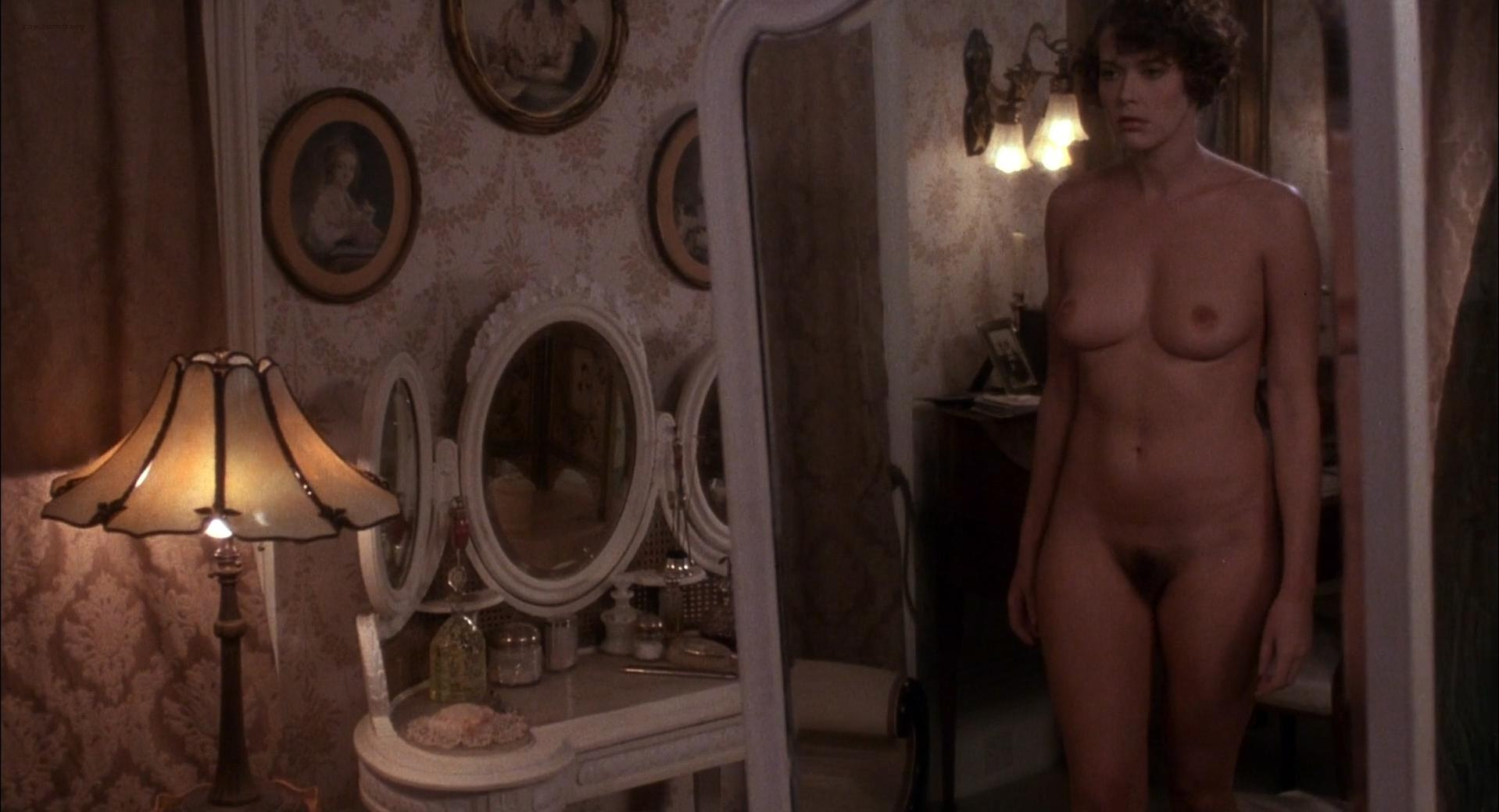 Sylvia Kristel nude - Lady Chatterleys Lover (1981)