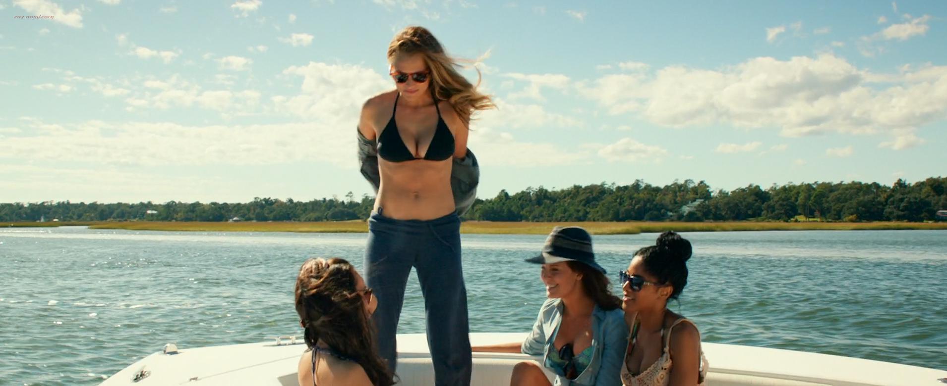 Teresa Palmer sexy, Maggie Grace sexy, Alexandra Daddario sexy - The Choice (2016)