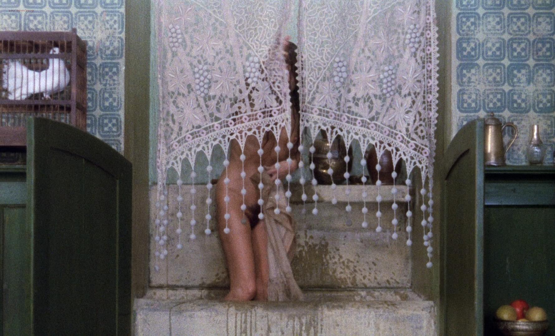 Ligia Branice nude - Blanche (1972)