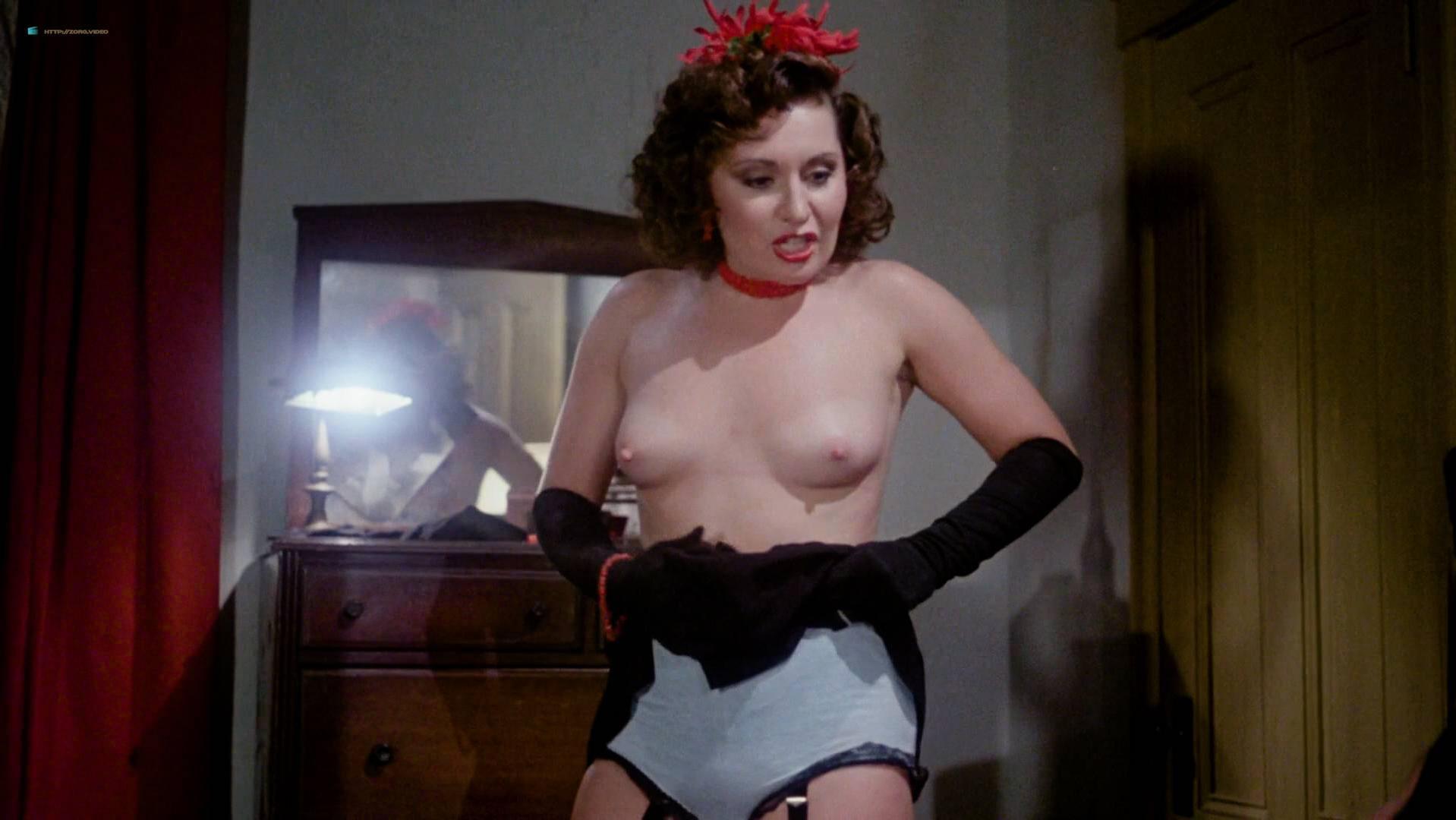 Lisa De Leeuw nude, Juliet Anderson nude, Samantha Fox nude, Veronica Hart nude, Hillary Summers nude - It's Called Murder, Baby (1983)
