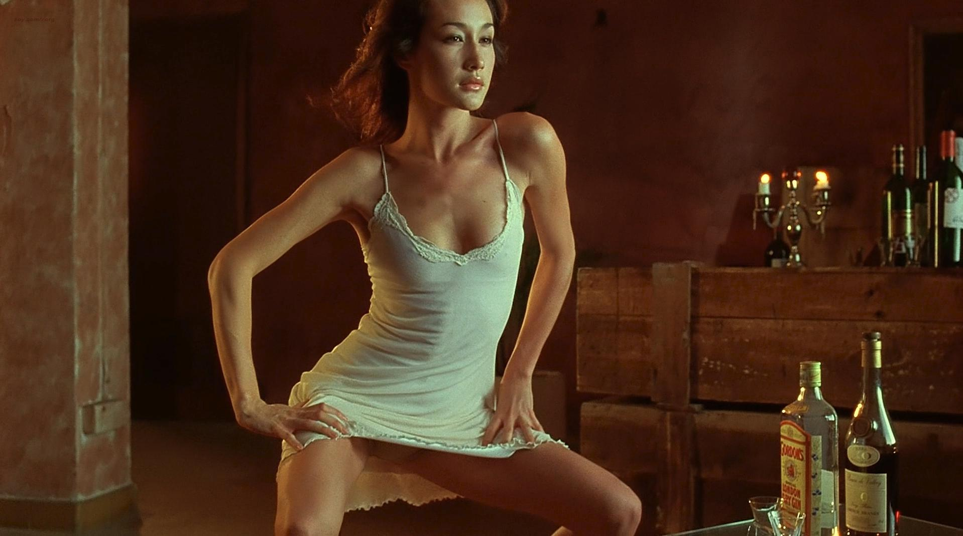 Maggie q nude and sexy photos naked (92 pic)
