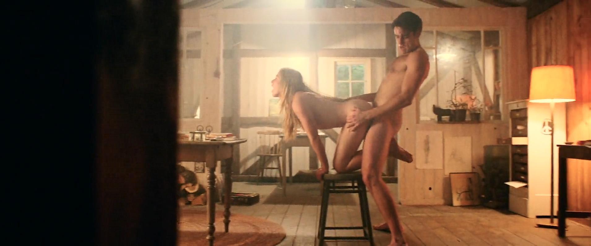 Marie Tourell Soderberg nude - Steppeulven (2014)