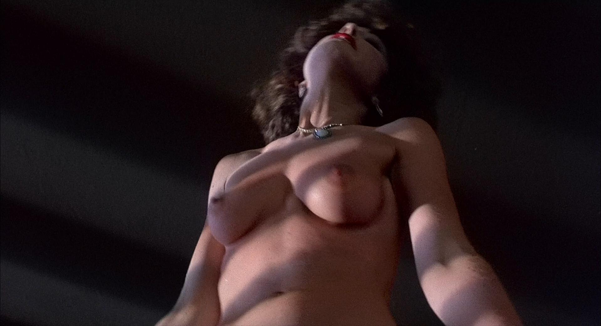 Burke topless michelle