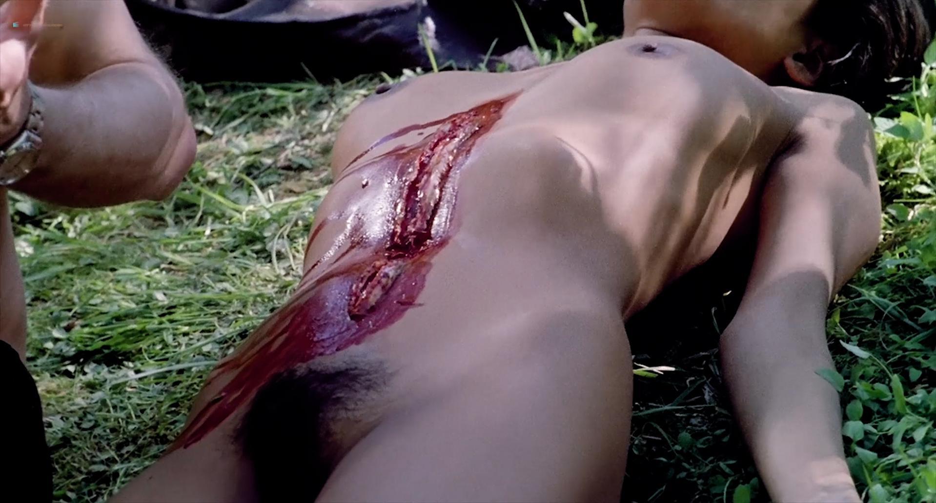 Laura Gemser nude, Silvia Dionisio nude, Anita Strindberg nude - Murder Obsession (1980)