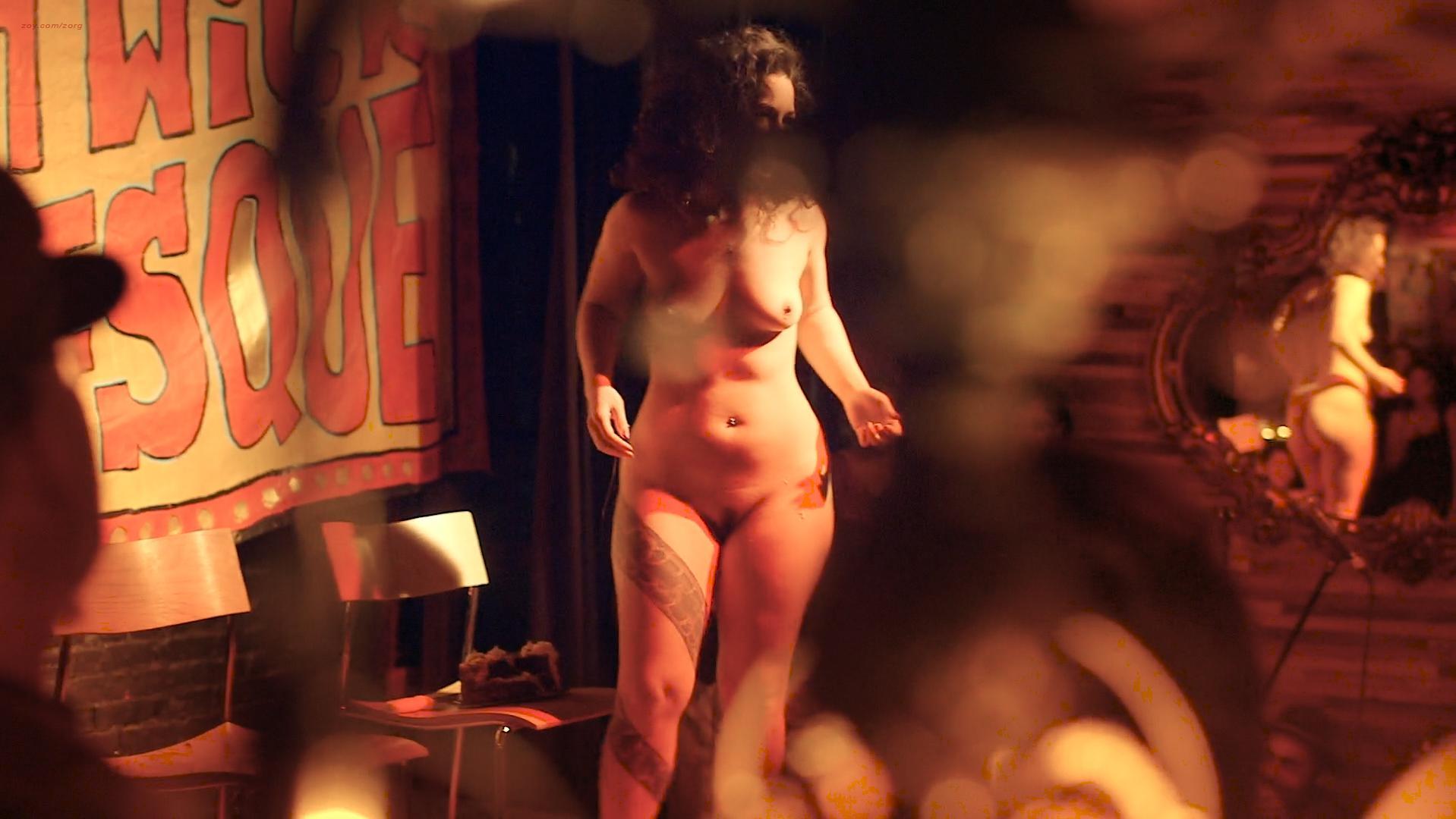 Rebekah Underhill nude, Raquel Nave nude - Brooklyn Bizarre (2015)