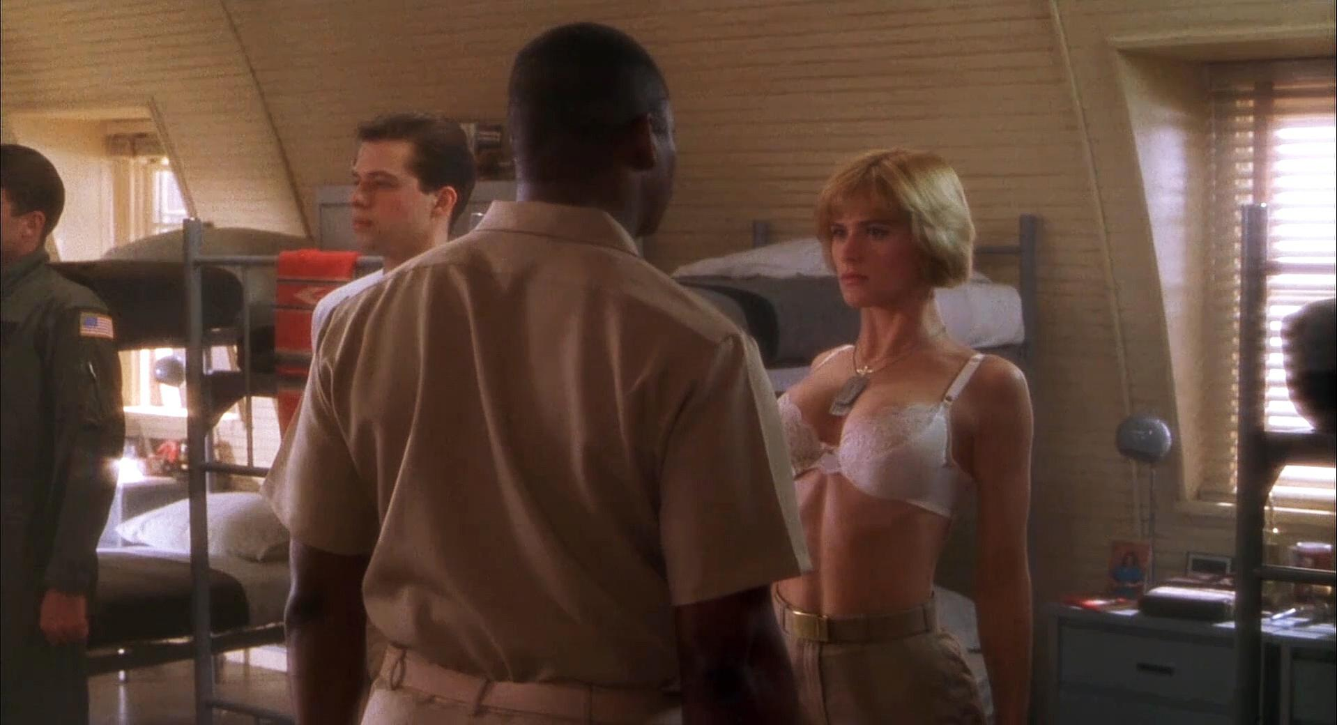 kristy swanson sexy in hot shots