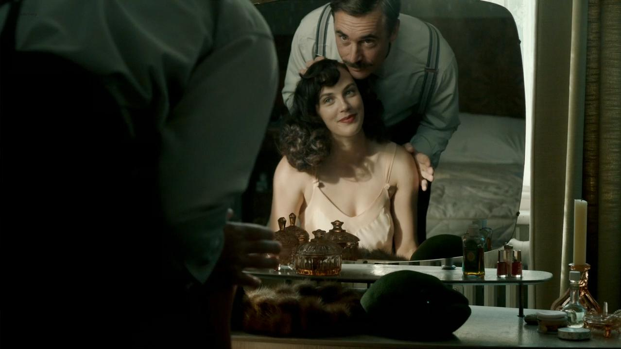 Leanne Best nude, Jessica Brown Findlay nude - The Outcast s01e01 (2015)