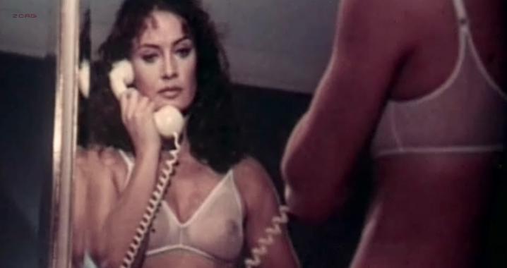 Marisa Mell nude, Helga Line nude - La moglie giovane (1974)