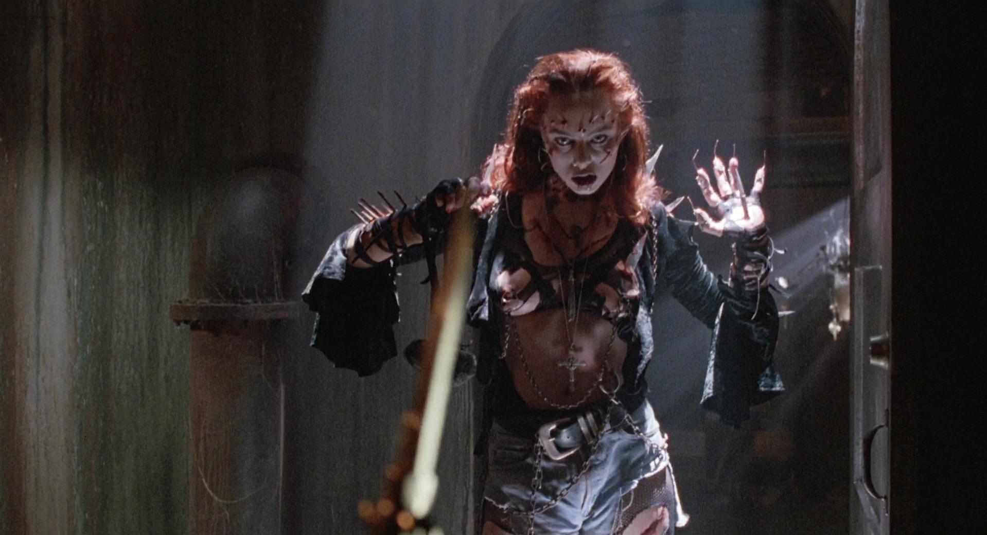 Melinda Clarke nude - Return Of The Living Dead 3 (1993)