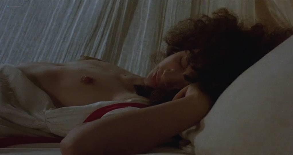Myriam Cyr nude, Natasha Richardson sexy, Pascal King nude - Gothic (1986)
