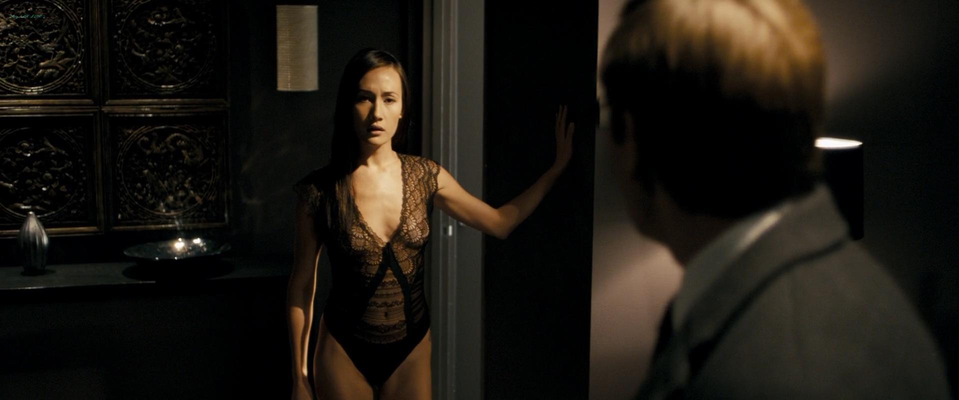 Maggie q nude hot 1