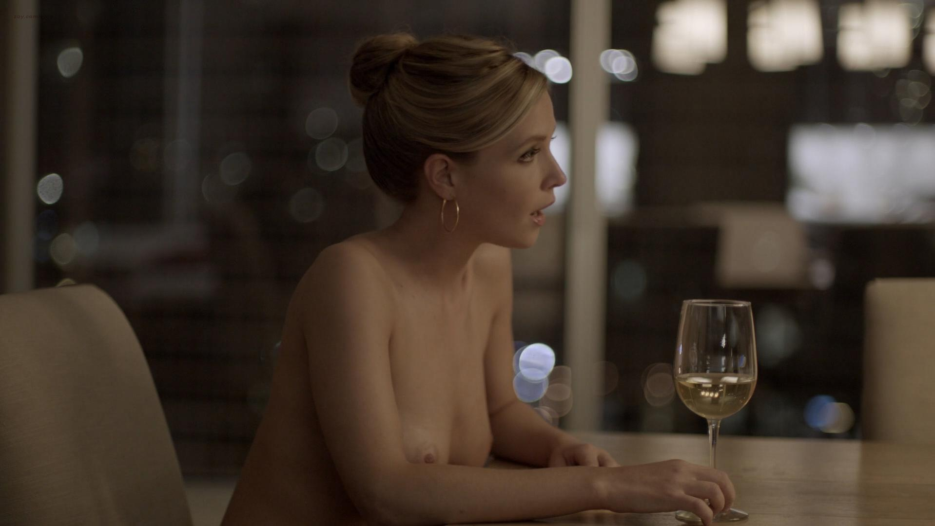 Laura Coover nude - Boss s01e02 (2011)