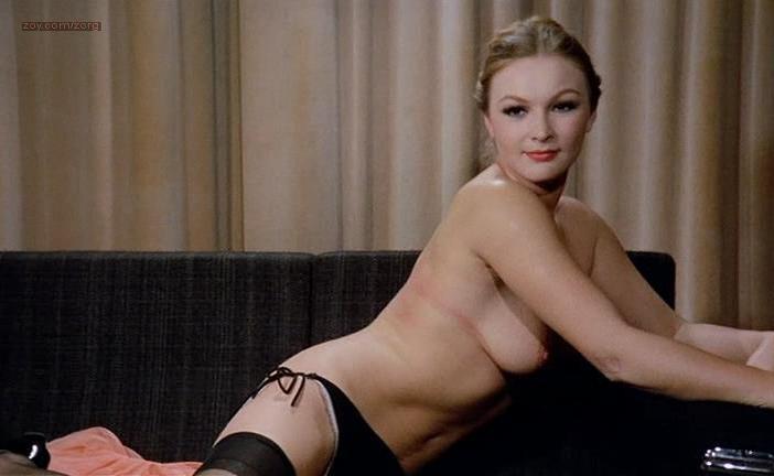 Soledad Miranda nude, Alice Arno nude - Eugenie De Sade (1970)