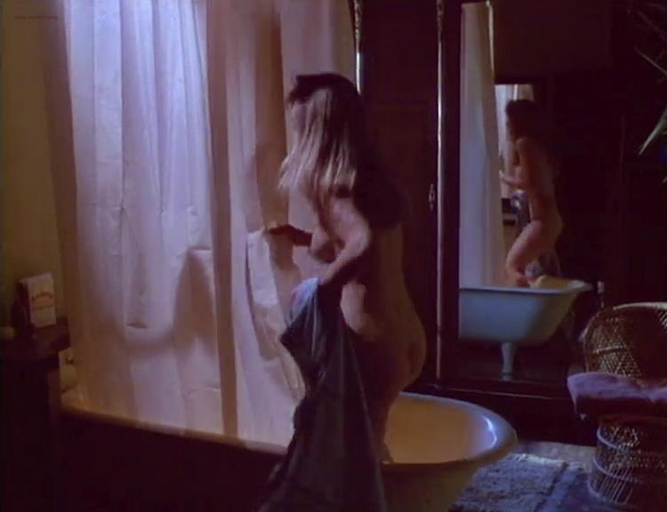 Tanya Roberts nude, Adrienne Pearce nude, Marie Human nude - Purgatory (1988)