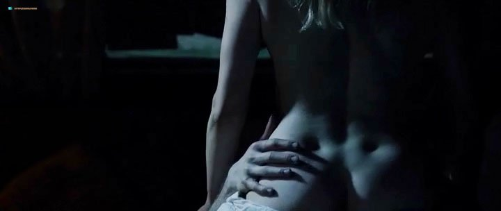 Jessica Madsen nude - Leatherface (2017)