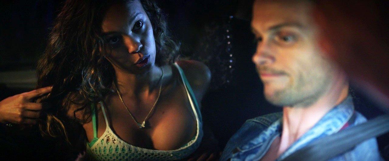 Alisha Boe sexy - 68 Kill (2017)