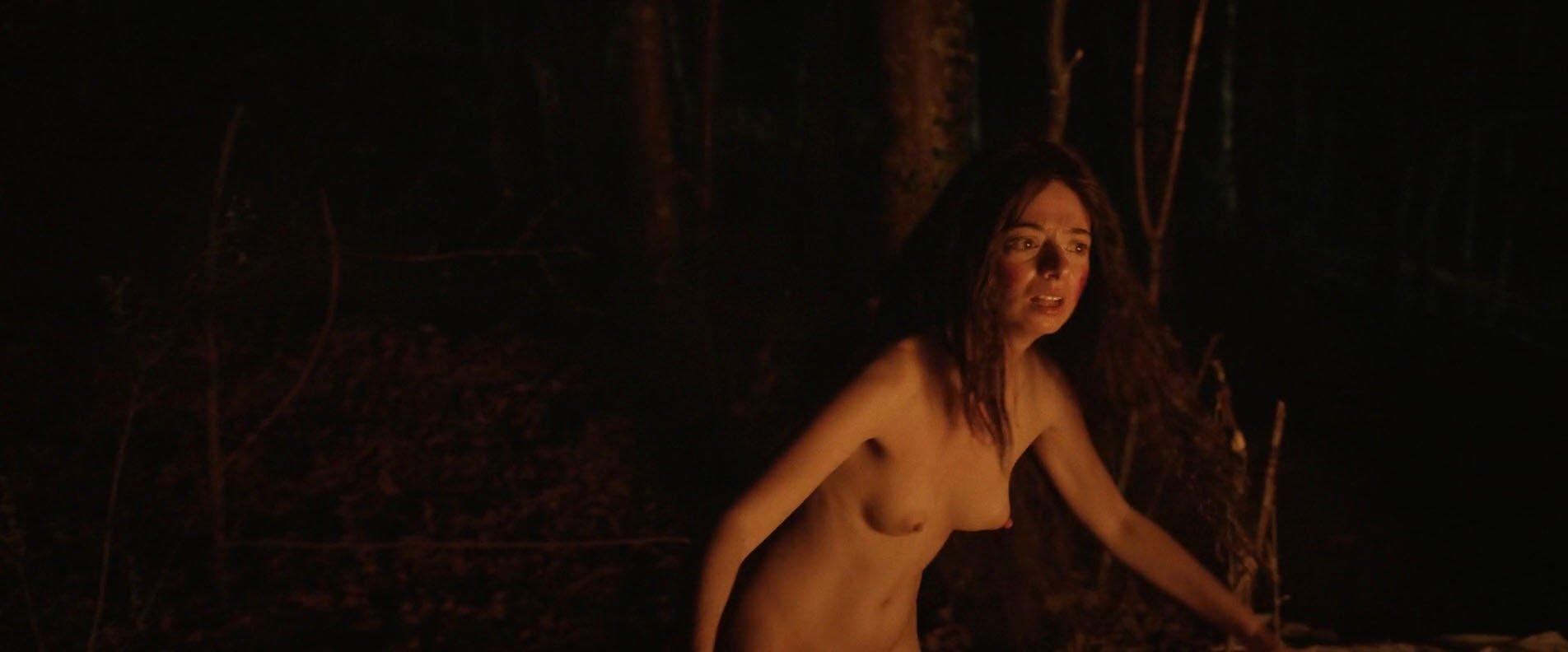 Aubrey Plaza nude, Jemima Kirke nude, Kate Micucci nude - The Little Hours (2017)