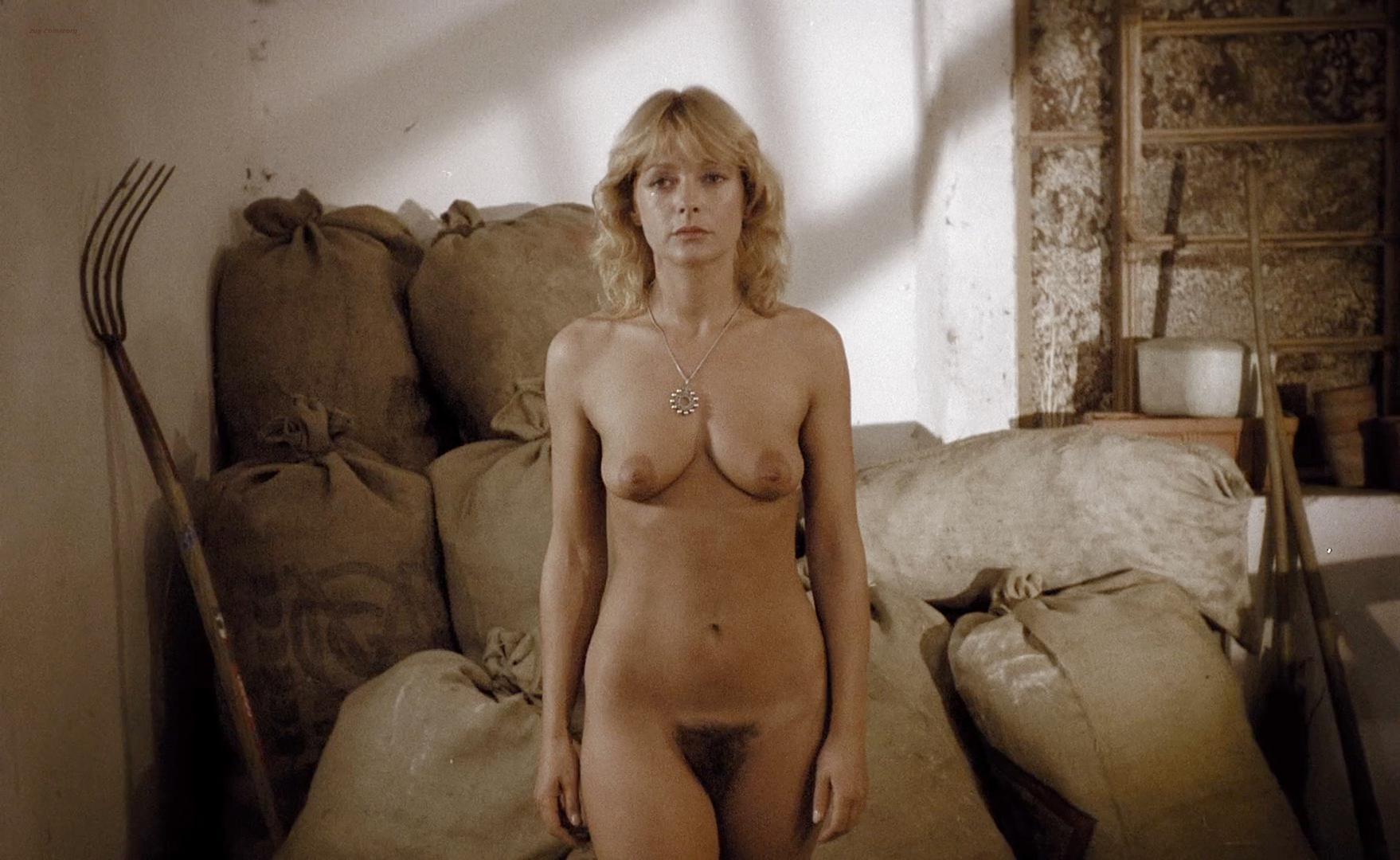 Elderly Actress Nude